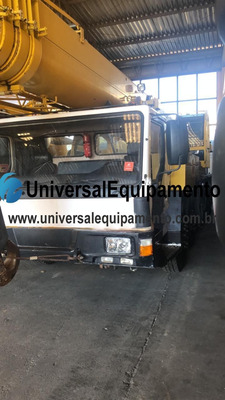 Guindaste Marca Xcmg Modelo Qy 50 Cap50t Ano 2007