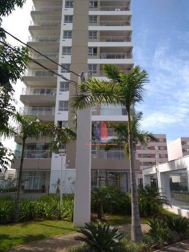 Apartamento Com 3 Dormitórios À Venda, 78 M² Por R$ 630.000,00 - Santo Antônio - Americana/sp - Ap0481
