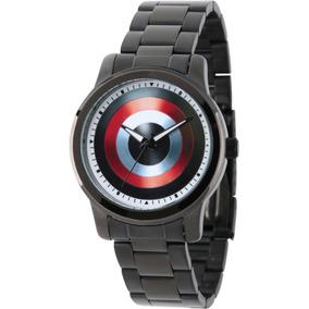 Reloj Marvel Para Hombre Wma000003 Tablero De Avengers 75th