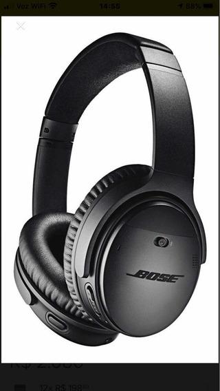Fone Bose Quietconfort 35 Wireless