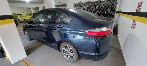 Honda City 2018 1.5 Ex Flex Aut. 4p