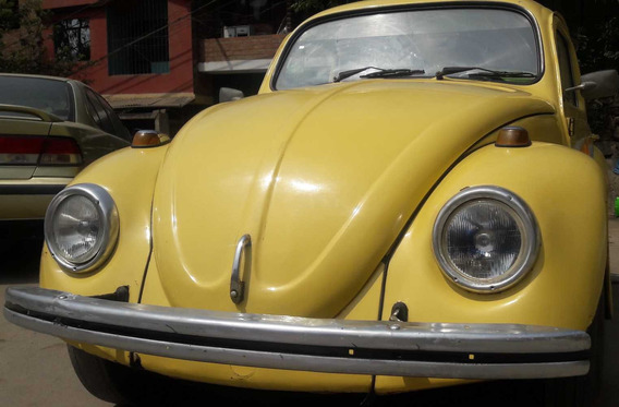 Vendo Volkswagen Escarabajo 1976