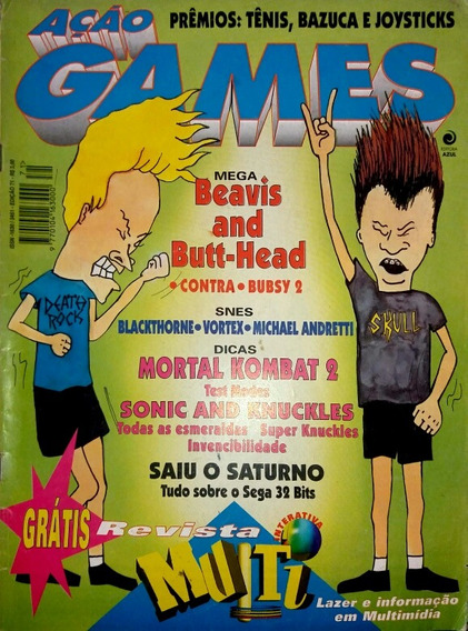 Revista Ação Games N° 71