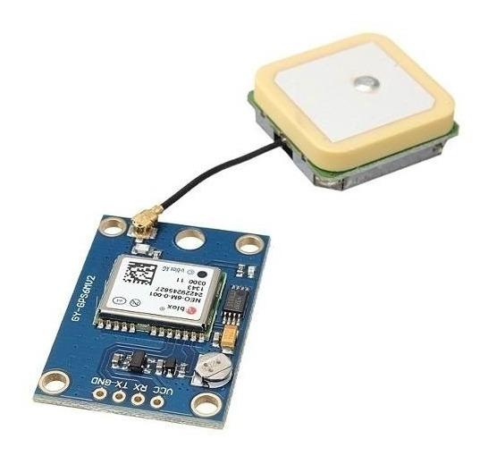 Módulo Gps Ublox Gy-gps6mv2 Gy-neo6mv2 - Arduino Drone