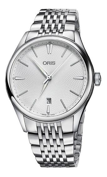 Reloj Oris Artelier Date 73377214051 Tienda Oficial