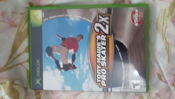 Jogo Xbox Clássico Tony Hawk