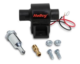 Bomba Combustible Holley Carburador Apta Metanol Electrica