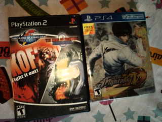 King Of Fighters 14 Ps4 Y Kof 2000/2001 Ps2