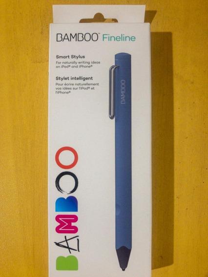 Caneta Bluetooth Para iPad E iPhone - Wacom Bamboo Fineline