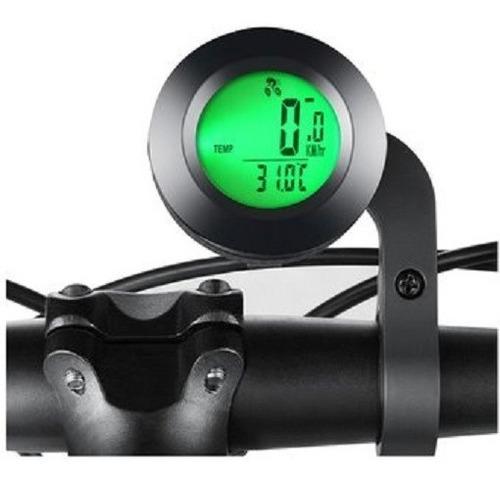 Velocímetro Odómetro Impermeable Inteligente Ciclismo 996