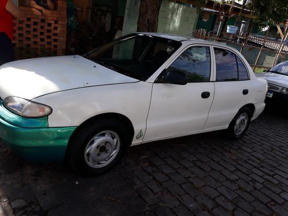 Hyundai Accent 1.5 Gls 4p 1997