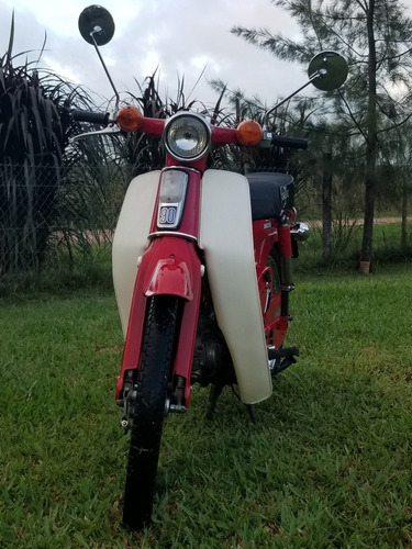 Honda Econo Power 93