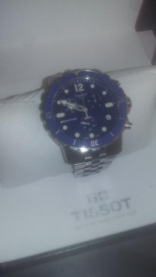 Relógio Tissot Seastar 1000 Quartzo