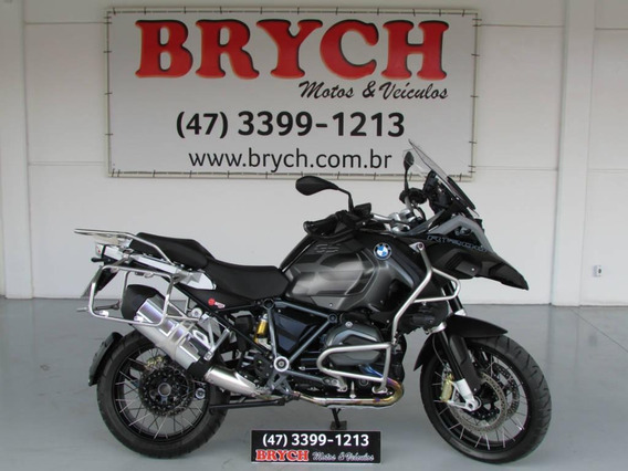 Bmw R 1200 R1200 Gs Adventure Triple Black Abs 2018
