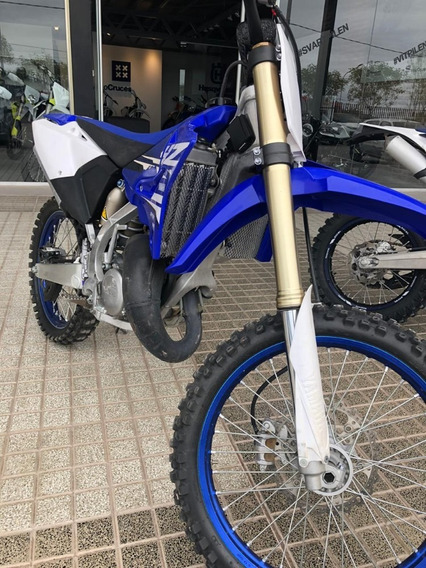 Yamaha Yz125 Con 26 Hs De Uso. Financiamos-consultar Contado