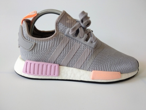 adidas Nmd R1 Cinza - Sneakers