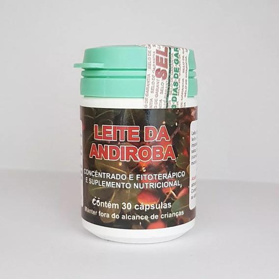 Leite Da Andiroba 5 Unidades + 1 De Brinde( T V )