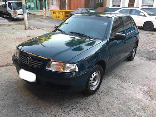 Volkswagen Gol Gol 1.6 L 2001 5 Pts