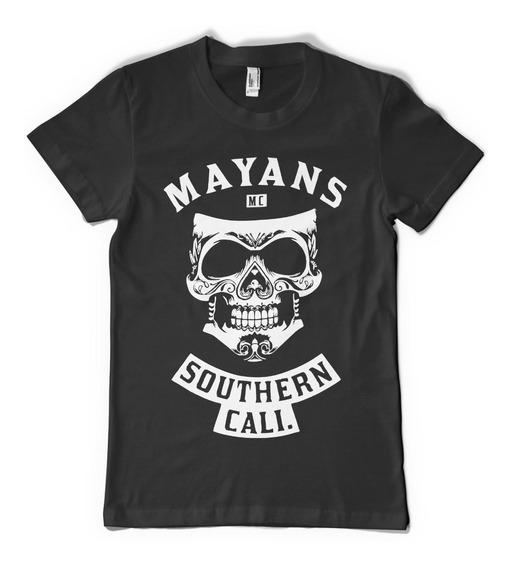 Remera Mayans Mc Southern Cali
