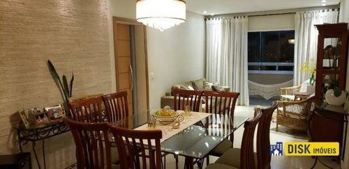 Cobertura Com 3 Dormitórios À Venda, 200 M² Por R$ 950.000,00 - Centro - São Bernardo Do Campo/sp - Co0010
