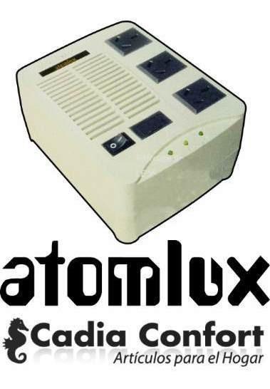 Estabilizador Atomlux H500@ 3 Bocas