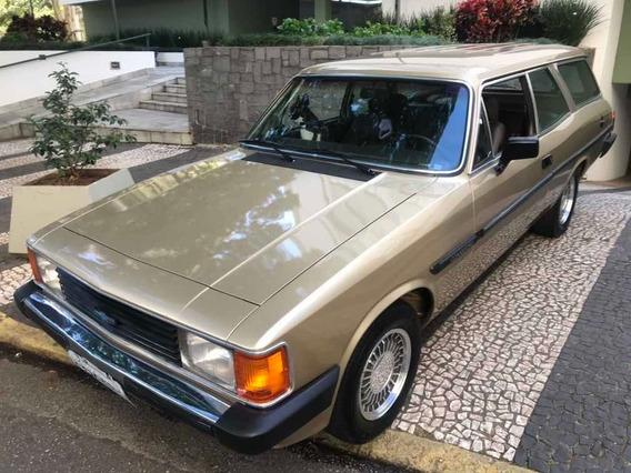 Caravan Comodoro 1986- 4cil Alcool 2° Dono-raridade!!