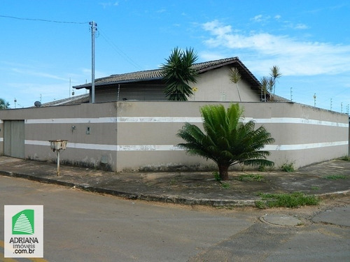 Aluguel Casa 3 Quartos Sendo 1 Suite 2 Vagas Amplo Quintal - 5864