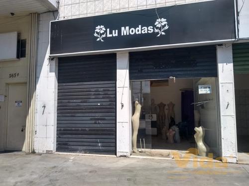 Salão Comercial Em Jardim Veloso  -  Osasco - 43638