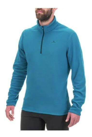 Blusa Casaco Frio Masculino Isolamento Termico Fleece