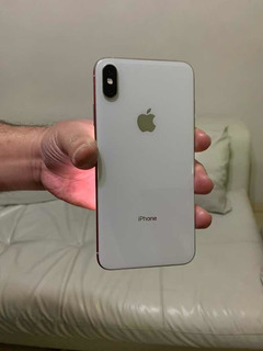 Apple iPhone XS Max 512gb Prata
