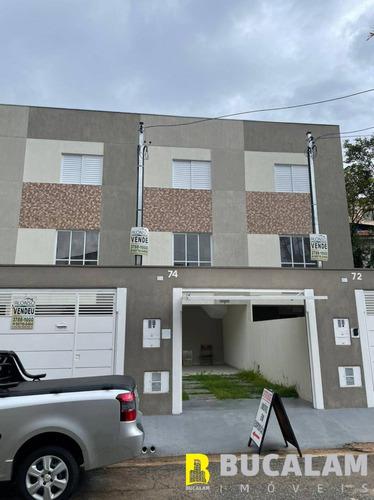 Imagem 1 de 15 de Sobrado Novo Para Venda No Jardim Mont Kemel - 4384-r