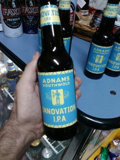 Cerveza Adnams Innovation Ipa Importada Inglaterra