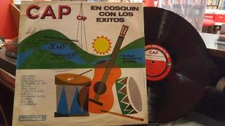 Cap En Cosquin Con Los Exitos Lp Disco Vinilo Ex