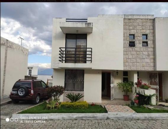 Hermosa Casa De Arriendo En Conocoto Sector La Salle