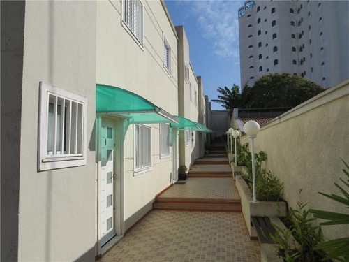 Sobrado Com 2 Dormitórios À Venda Por R$ 395.000,00 - Vila Aricanduva - São Paulo/sp - So2963