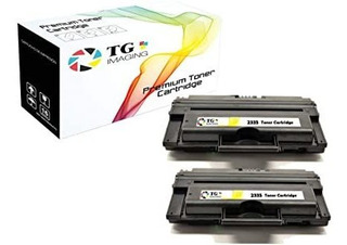 (2-pack, Negro, Alto Rendimiento) Tg Imaging Compatible 330-