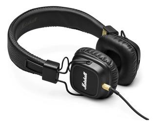 Auricular Marshall Major 2 Black Earphones 99db Microfono