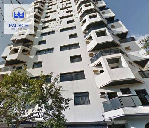 Imagem 1 de 18 de Apartamento, 147 M² - Venda Por R$ 520.000,00 Ou Aluguel Por R$ 1.100,00/mês - Centro - Piracicaba/sp - Ap0138