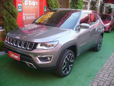 Jeep Compass Limited 2.0 Diesel 4x4 Aut. 2019 Starveiculos