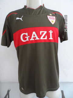 Camisa Stuttgart-alemanha