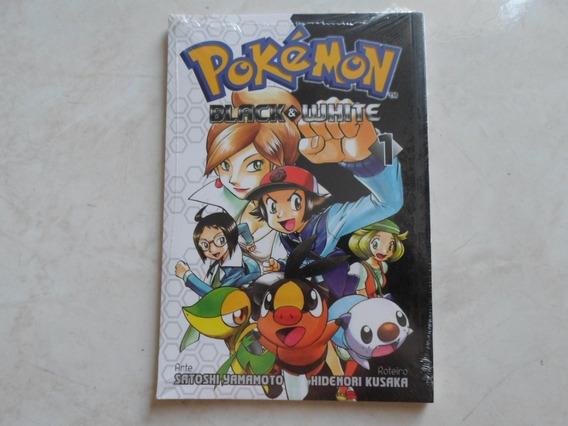 Mangá Pokemon Black & White Vol. 1 Panini Lacrado