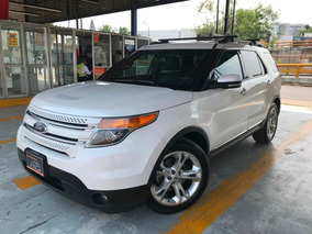 Ford Explorer Limited 7 Pasajeros Dvd Piel Quemacoco Sync