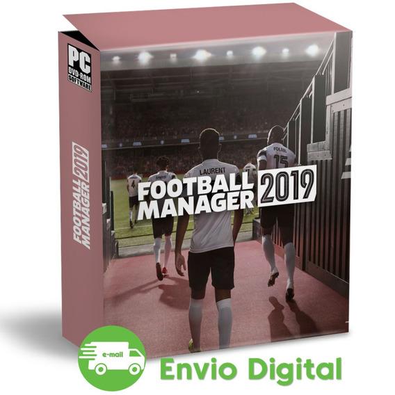 Football Manager 2019 Português Atualização Inclusas 2019 Pc