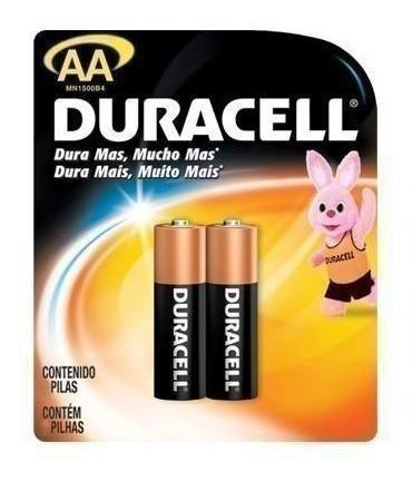 Pilha Duracell Alcalina Pequena12x2 27604