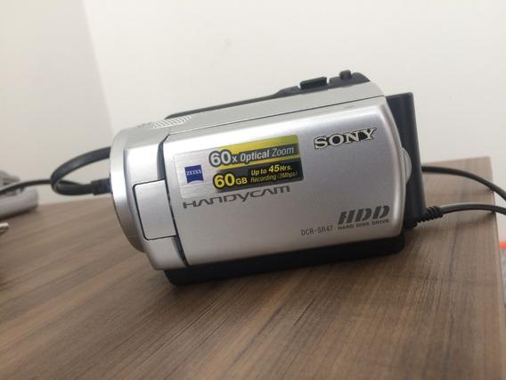 Vendo Filmadora Sony Dcr-sr47