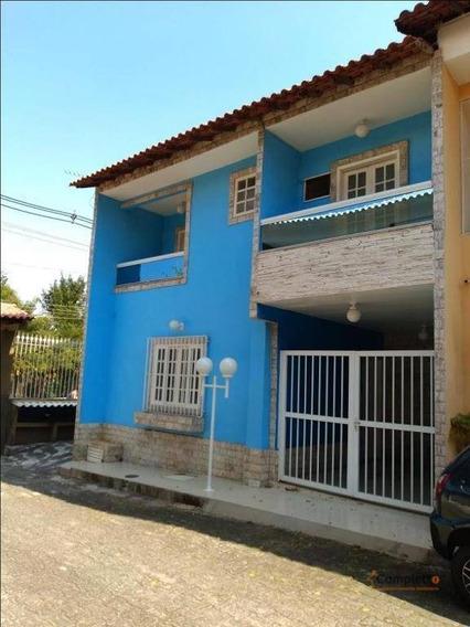 Casa Com 2 Dormitórios Para Alugar, 90 M² Por R$ 2.000,00/mês - Taquara - Rio De Janeiro/rj - Ca0186