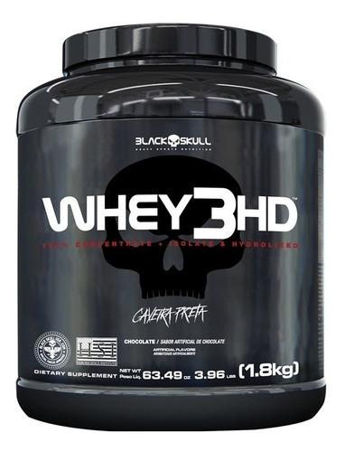 Whey 3hd 1.8kg  - Black Skull
