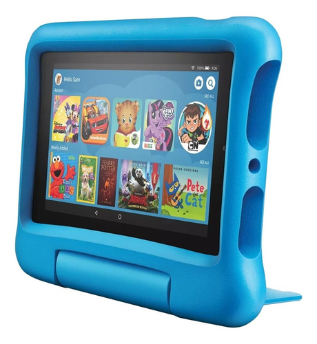 Tablet Amazon Fire Kids Para Niños 7´´ 16 Gb Wifi Niñas Dimm
