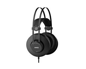Fone De Ouvido Akg K52 Profissional In Ear K 52 Over-ear Nf