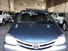 Toyota Etios 1.5 Sedan Xls Les Automotores